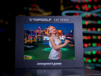 TOPGOLF folders and frames